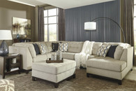 BECKENDORF CHALK COLLECTION SECTIONAL SET-15004-17-34-66