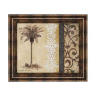 DECORATIVE PALM II 22x26