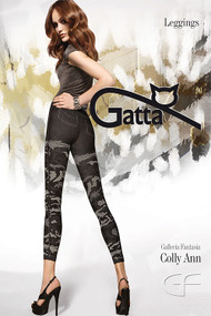 Colly Ann 18 Camouflage Leggings