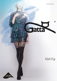Girl-Up 26 Patterned Tights