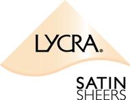 Lycra Satin Sheers