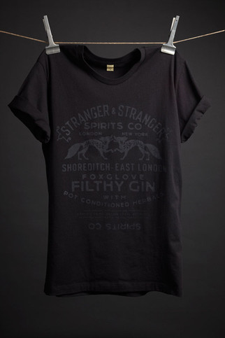 Filthy Gin T-Shirt - Stranger & Stranger