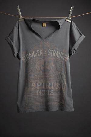 Spirit no.13 T-Shirt - Stranger & Stranger