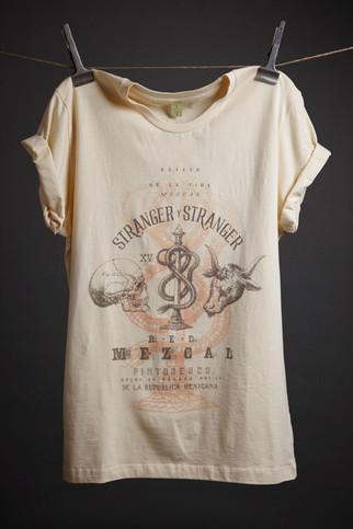 Mezcal T-Shirt (cream) - Stranger & Stranger