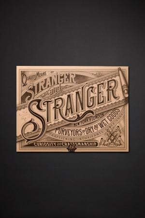 Stranger T-Shirt Box - Stranger & Stranger