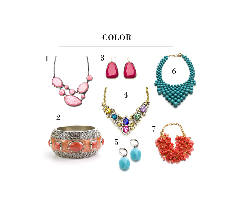 Great Gift Idea - Colorful Jewelry