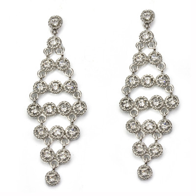 Drippin' In Diamonds Earrings