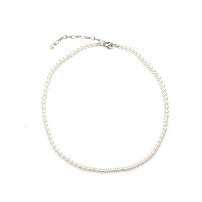Classically Perfect Pearl Necklace