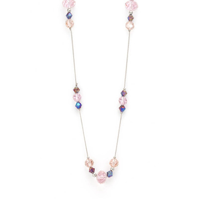 Dancing Crystals Necklace