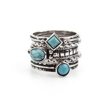 Jonetta Stacking Rings Set