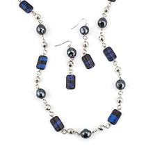 Art Nouveau Necklace and Earring Set