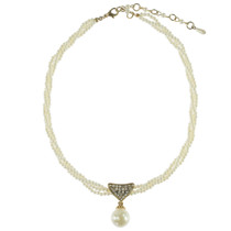 Julia Pearl Necklace