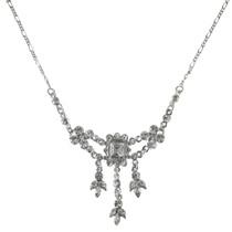 Metropolitan Crystal Necklace