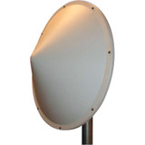 PCTEL Maxrad 3.3-3.8 GHz 27.8dBi 3' Parabolic Dish Antenna