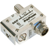PolyPhaser 24VDC Bias Tee Coax Protector