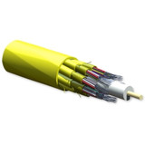 CORNING 144-Stranded Riser-Rated Single- mode FIber Bundle.