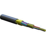 CORNING 24 fiber FREEDM One cable. Indoor/outdoor plenum rated SMFe, .65/.50 dB/km. Print in ft. MOQ 100ft.