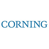 CORNING 12 Fiber Splice Cassette, ST connector compatibility, UPC, Simplex, Single-mode (OS2), Single Fiber (250um). Rack or Wall Mountable.