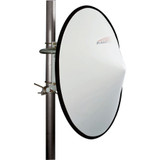 Radio Waves - 5.25-5.85 GHz 28.3dBi 2' Parabolic Dish, N Female