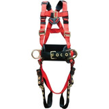 Elk River, Inc. - Eagle Lightweight Harness, 3 D ring, Size Medium