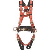 Elk River, Inc. - Eagle QC Harness,4 D rings, size Medium
