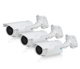 Ubiquiti UniFi 720P Indoor/Outdoor IP Video Camera - 3 Pack