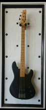"G Frames ""The Trooper"" Guitar or Bass Display Case"