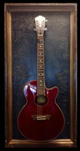 "G Frames ""The Rockwell"" Guitar or Bass Display Frame or Case"