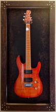 """G Frames """"The Rockwell"""" Guitar or Bass Display Frame or Case"""
