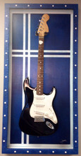 Guitar Display Case, Shadow Box, Instrument case, guitar stand, guitar holder
