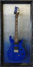 "G Frames ""Blue Merc"" Guitar or Bass Display Case"