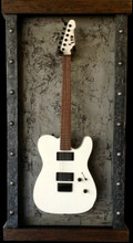 "G Frames ""Jail House Rock"" Guitar or Bass Display Frame or Case"