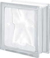 Pegasus Neutro Q19 Wavy Glass Block