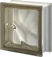 Pegasus Siena Q19 Wavy Glass Block