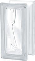 Pegasus Neutro R09 Wavy Glass Block