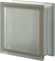 Pegasus Siena Q19 Satin Transparent Glass Block