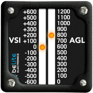 VSI / AGL with square bezel