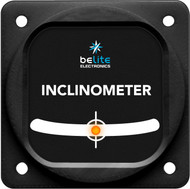 "Inclinometer with 2.25"" round bezel"