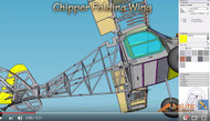 Chipper Folding Wings