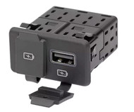 USB Dual 2.4 amp  Charger