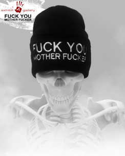 Fuck You Mother Fucker Beanie