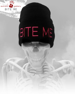 Bite Me Beanie