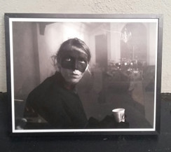 BEHIND THE MASK Behind The Scene LEGION OF THE BLACK Photo Framed 7