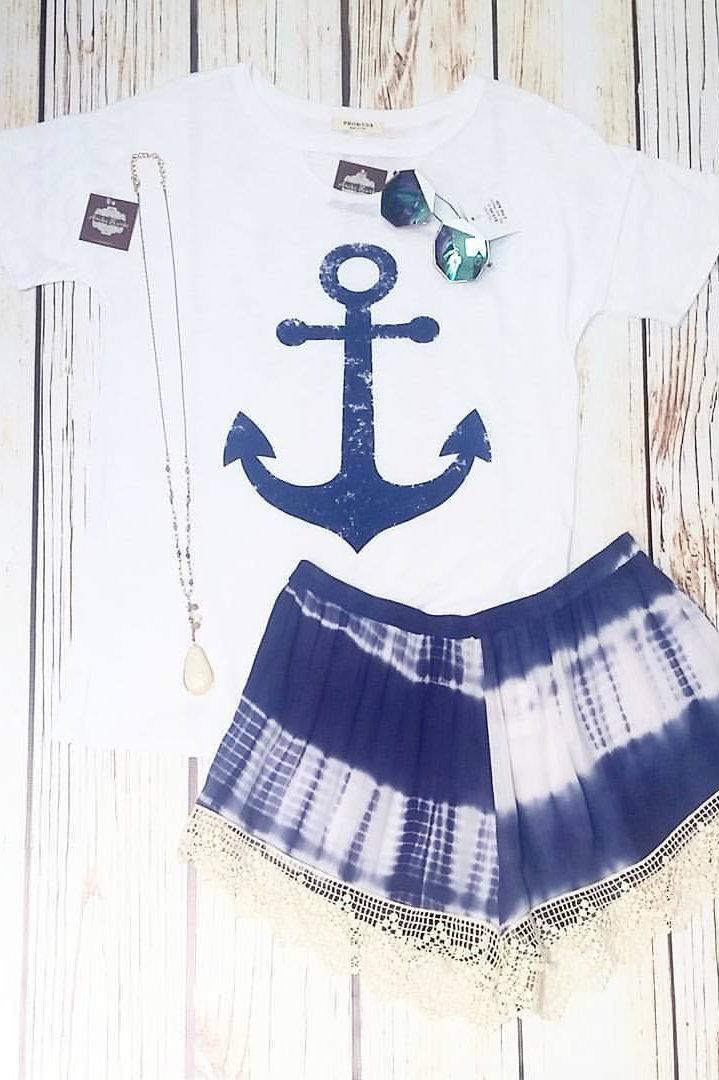 Anchors Away Tee