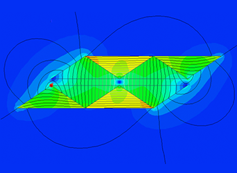 Polymagnets produce never before seen shear stiffness