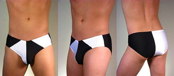 """SIX PANEL BIKINI"" ( 18 Color Combination Selections )"