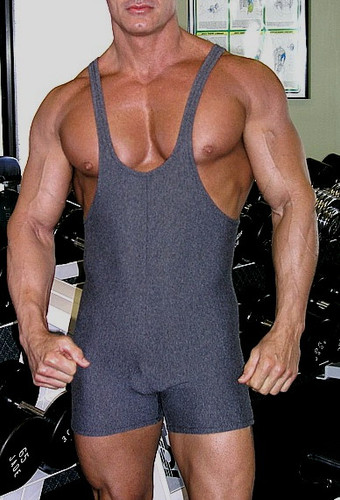 MENS SINGLET - High Waist (  18 COLOR SELECTIONS)