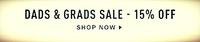 Dads & Grads Save 15% at iSpyDefense.com
