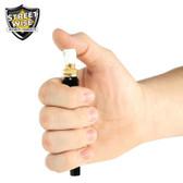 Streetwise Lab Certified 18 Pepper Spray 1/2 oz BLACK PEN (SW718)