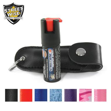 Streetwise 18 Pepper Spray 1/2 oz. Soft case (SW318)